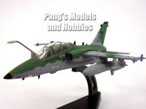AMX International A-1 Brazilian Air Force 1/100 Scale Die-cast Model by Italeri