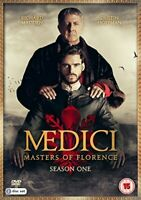 Medici: Masters of Florence [DVD] [2017][Region 2]