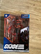 G.I.Joe Classified Series 2020 Wave 2 Cobra Red Ninja 08 MISB