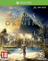 Assassin's Creed Origins Xbox One **FREE UK POSTAGE!!**