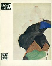 SCHIELE - Egon Schiele. Oils, Watercolours, Drawings and Graphic Works. 1972
