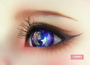 16mm Resin Eyes For BJD SD MSD DOD AOD MK OK RD Doll Dollfie Handmade H12