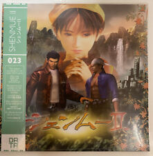 Shenmue II 2 Vinyl Soundtrack Limited Edition Translucent Green Record Brand New