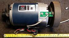 treadmill motor York 1.5HP DCPM 220VDC ZYT42/02 permanent magnet -works well