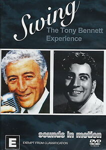 Tony Bennett  - Swing / Music / Concert / Classic Hit - Tony Bennett - NEW DVD