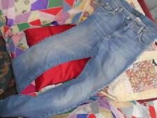 Genuine AJ Armani Ladies Blue Jeans Size 26  Simin T  Italy