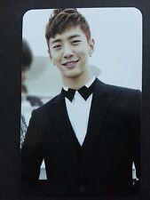 BAP B.A.P YONGGUK Official Photocard One Shot 2nd Album Photo Card Yong Guk 용국