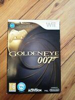 Brand New - GoldenEye 007 Collectors Edition - Wii - UK Version FREEPOST