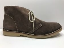 Men's ALDO Mid-top  Brown Soft Leather Casual Boots Size 11 !!!!