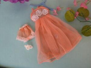 """Vintage Barbie MIDGE Doll Mattel 1969 """"DREAMLAND"""" #1669 set Peach colour"""