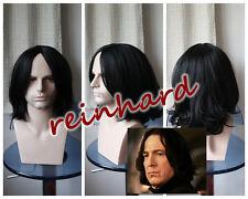 Harry Potter- Severus Snape cosplay anime Wig