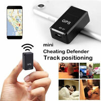 GF07 Mini GPS Real Time Car Locator Tracker Magnetic GSM/GPRS Track Device