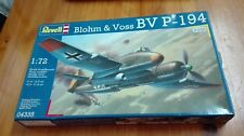 BLOHM & VOSS  BV P-194  REVELL SCALE 1/72