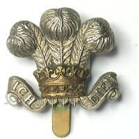WW1 Denbighshire Hussars Yeomanry Cap Badge Good Quality Restrike Reproduction