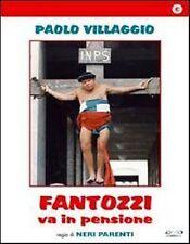 Dvd FANTOZZI VA IN PENSIONE - (1988) ***Paolo Villaggio***  ......NUOVO