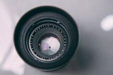 Leica Leitz Summicron-R 50mm F/2 Lens for Leica R - read