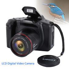 Cámara réflex digital 2,4 pulgadas TFT LCD pantalla 1080P 16X zoom Anti-Shake ES