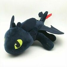 How To Train Your Dragon Toothless Plush Doll Stuffed Anime Toy 35cm/13.8'' Gift