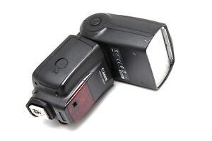 Canon Speedlite 580EX II Shoe Mount Flash #33325