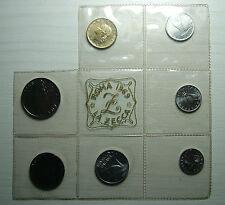 1969   Repubblica Italiana   1-2-5-10-20-50-100   lire  FDC sigillate