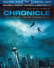 Chronicle: The Lost Footage Edition (Blu-ray + DVD Combo Set- Region A)