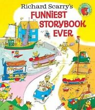 Richard Scarry's Funniest Storybook Ever! by Scarry, Richard 9780385382977
