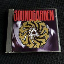SOUNDGARDEN cd BADMOTORFINGER seattle grunge Chris Cornell