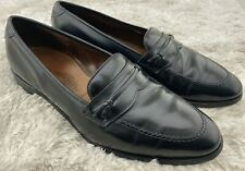 Allen Edmonds Barrington Black Loafers Men's Size 13 | made in USA EUC!!
