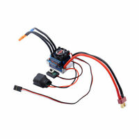 Professioal T Plug 60A Brushless Speed Controller ESC for 1/10 1/12 RC Model