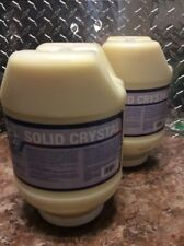 US Chemical Solid Crystal Pot & Pan Detergent Lot Of 2 6lb Each 097146011878