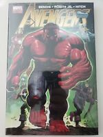 THE AVENGERS HARDCOVER Vol 2 MARVEL PREMIERE EDITION! RED HULK! FACTORY SEALED