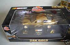 1999 Racing Champions 24K GOLD Mark Martin NASCAR MIB