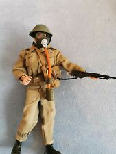Action Man 70er British Infantry Outfit/ Action Man 50th Anniversary Footballer
