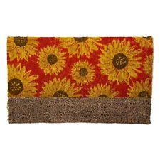 TAG Sunflower Boot Scrape Coir Mat (206273)