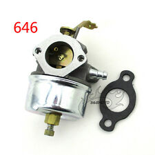 Carburetor Carb For 5HP 6HP Tecumseh Troy Bilt Horse Tillers H50 H60 HH60 632076