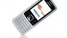 BRAND NEW SILVER NOKIA 6300 UNLOCKED PHONE - BLUETOOTH - 2 MP CAMERA