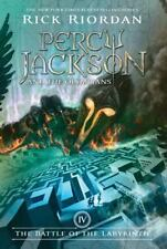 The Battle of the Labyrinth (Percy Jackson and the Olympians