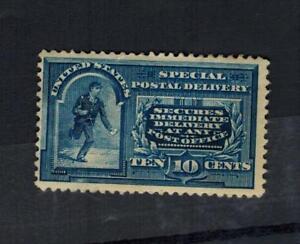 1894 USA Special Delivery Stamp # E 4 Mint No Gum