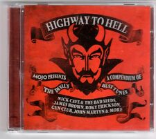 (GQ235) Highway To Hell, 15 tracks various artists - 2010 - Mojo CD