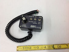Pacific Scientific IMEC Controller Speed/Forward Reverse/On Off/Batt auf OFF verwendet