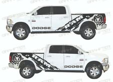 Decal Graphic Side Stripe Kit for Dodge Ram