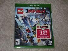 LEGO NINJAGO MOVIE VIDEO GAME...XBOX ONE...***SEALED***BRAND NEW***!!!!!!!!