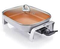 Bialetti Electric Frying Pan