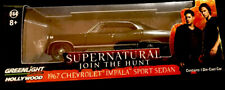 Supernatural Join The Hunt 1967 Chevrolet Impala Die Cast 1:64 Lootcrate Excl