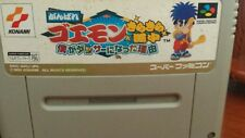 GANBARE GOEMON 4 SUPER FAMICOM (Jap NTSC)
