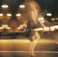 MARIAH CAREY SOMEDAY CD MAXI-SINGLE U5 1990 COLUMBIA 44K 73560