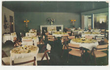 Hotel Camino Real Guadalajara Mexico 1961 Postcard US012