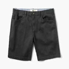 2017 NWOT MENS REEF SANDALS AUTO REDIAL 6 SHORTS 32 $52 Black