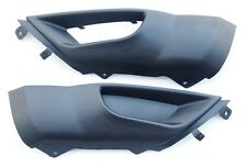 Mitsubishi Outlander 2007-2009 COVER FRONT BUMPER LEFT RIGHT SPOILER one Set
