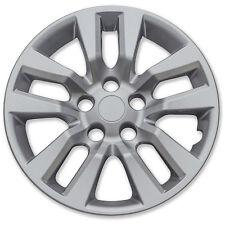 "1pc 5 Bolt /Snap OnHub Cap Wheel Cover SILVER /LACQUER FITSAltima 16"" Wheels"